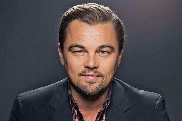 "FILE - In this Dec. 15, 2013 file photo, American actor Leonardo DiCaprio poses for a portrait, in New York. The United Nations has named Leonardo DiCaprio a UN Messenger of Peace with a special focus on climate change. UN Secretary-General Ban Ki-moon made the announcement Tuesday, Sept. 16, 2014, calling DiCaprio ""a credible voice in the environmental movement."" He also invited the actor to the upcoming UN Climate Summit planned for September 23. (Photo by Victoria Will/Invision/AP, File)"
