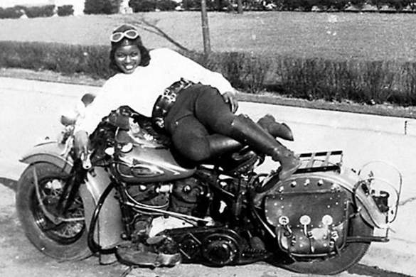 bessie stringfield motorcycle queen